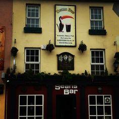 Sean's Bar in Athlone, Co Westmeath