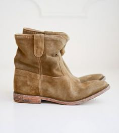 Wanted : des boots de cow-girl urbaine ! (Isabel Marant)