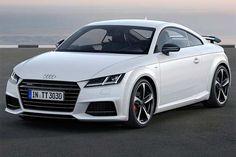 Audi TT ganha versão S Line Competition de 230 cv na Europa. Leia mais...