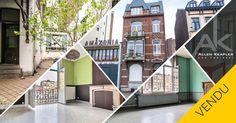 VENDU - Immeuble de rapport dans le centre de Liège. Vous recherchez ce type de bien ? Appelez-nous au 04/277.17.07
