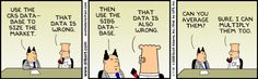 "humor - What is your favorite ""data analysis"" cartoon? - Cross Validated"