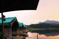 KRABI | Elephant Hills Rainforest Camp, on Cheow Larn Lake, Khao Sok National Park, Thailand