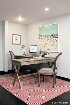 9SPR's Bright and Bohemian Los Angeles Office Space | Rue