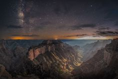 Grand Canyon Day and Night by Guo Liu on 500px