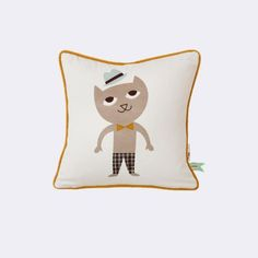 Cat Cushion- by Ferm Living
