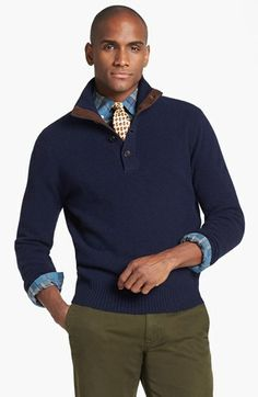 Polo Ralph Lauren Wool & Angora Sweater | Nordstrom
