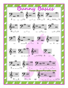 Holiday Activities and Worksheets | Susan Paradis' Piano Teacher Resources