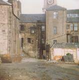 1982-Baxter's Wynd- behind High Street shops