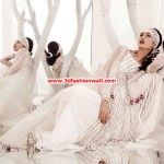 new pakistani suits collection at fahad hussayn couture