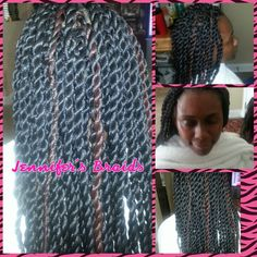 Crochet Box Braids..contact Jennifer..8035531123..Columbia SC Braids ...