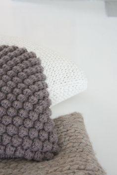 Pillows to Knit/Crochet