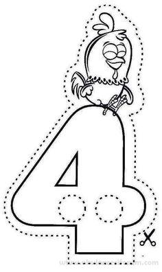 numbers « Preschool and Homeschool Numbers Preschool, Math Numbers, Preschool Worksheets, Math For Kids, Fun Math, Math Games, Kindergarten Age, Kindergarten Activities, Numeral 1