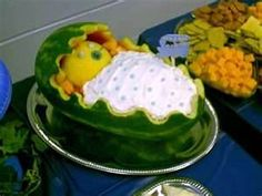 vegetables for baby showers - Bing Images
