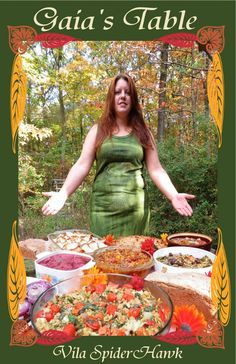 Gaia's Table Just $2.99  The dishes in Gaia's Table are so scrumptious, nobody has to know that they're super-duper good for you too! Pick it up for just $2.99  in PDF (printable) and other formats  at smashwords.com or at Barnes' Nook Store  or at Amazon's Kindle Store