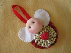 yoyo angel ornament