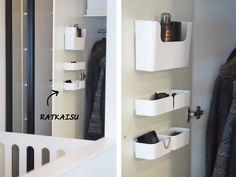 Ikea Pluggis -lokerikot