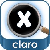 Claro MagX turns your iPhone 4, iPhone 5, iPod Touch or iPad into a powerful high definition visual magnifier.