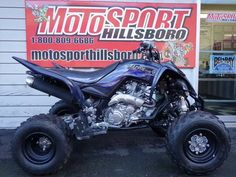 Used 2014 Yamaha Raptor 700 R SE ATVs For Sale in Oregon. 2014 Yamaha Raptor 700 R SE, 2014 Yamaha® Raptor® 700R SE Looks Aren't Always Deceiving. The Raptor® 700 SE Boasts a special color and graphic treatment to go along Yamaha GYTR® front grab bar and heel gaurd. Key Features May Include: Engine Forged lightweight piston, connecting rod and crankshaft in the 686cc engine are light and strong, for a hard-hitting, quick-revving powerplant that revs all the way to 9000 rpm. Dual…