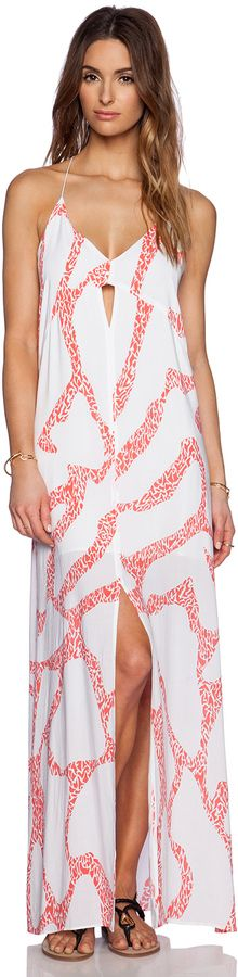 Vix Swimwear Nora Maxi Dress