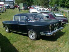 1959 Opel Kapitän P1