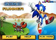 Sonic Runner | juegos de sonic - jugar online