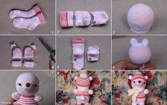 Crafty Goodness! - picture tutorial