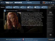 Defiance & Syfy Have Built a Winning Digital Combination Using Transmedia, Brand Integration, Second Screen, & Social TV