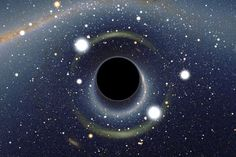 The Strangest Black Holes in the Universe