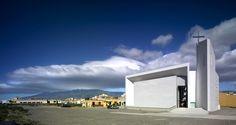 Gallery of Santa Ana and San Joaquín Church / RGRM Arquitectos - 8