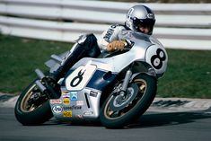Freddie Spencer Yamaha TZ500 at Brandshach 1980.it not WGP.(Nori)