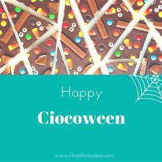 Happy Ciocoween! #halloween #ciocolata #nomnom #yummy #chocoliciousbox #fericire