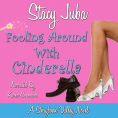 Not the typical Disney Cinderella! Audible chick lit romantic comedy audiobook about a reluctant theme park Cinderella.
