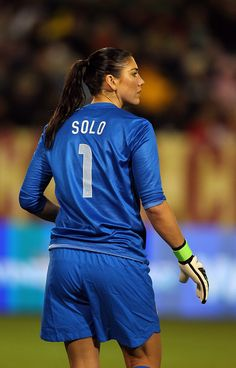 Hope Solo, Nov. 28, 2012. (Jonathan Ferrey/Getty Images)