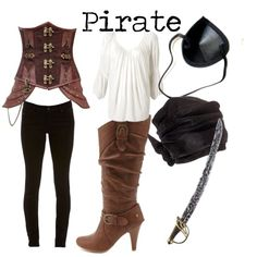 """Pirate"" by notsowitty on Polyvore"