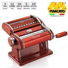 Maquina de pasta fresca Marcato Atlas 150 colores