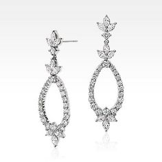 Earrings | Blue Nile