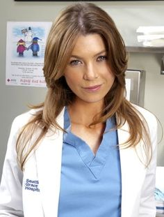Pictures of Ellen Pompeo, Picture Ellen Kathleen Pompeo (/pʌmˈpɛoʊ/, born November is an American actress. She rose to fame for her portrayal of Meredith Grey in the long-running hit ABC medical drama series Grey's Anatomy Ellen Pompeo, Greys Anatomy Season 1, Greys Anatomy Facts, Grays Anatomy, Greys Anatomy Couples, Greys Anatomy Characters, Laura Lee, Merideth Grey, Hair And Beauty