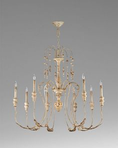 Buy the Cyan Design 04638 Persian White Direct. Shop for the Cyan Design 04638 Persian White Maison 8 Light Wide Taper Candle Chandelier and save. French Chandelier, Candle Chandelier, Candelabra Bulbs, Chandelier Lighting, Crystal Chandeliers, Country Chandelier, Chandelier Ideas, Pendant Lights, Transitional Chandeliers