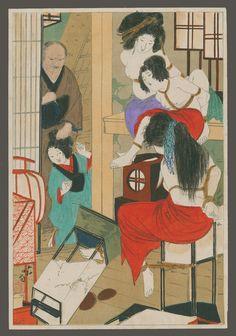 Seiu Ito - Captivity