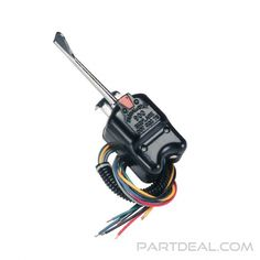 Signal-Stat replacement parts can be hard to find. Signal-Stat SigFlare turn signals can be found here for a good price. This is a Signal-Stat 900 turn signal switch by truck-lite. Also available 902, 903, 915 and more.