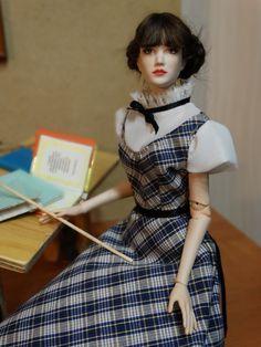 Учительница / BJD - шарнирные куклы БЖД / Бэйбики. Куклы фото. Одежда для кукол