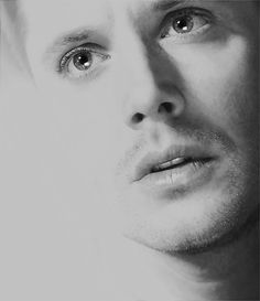 """dustydreamsanddirtyscars: """" """" 11x21 """"All in the Family"""" The One Where the Light Reflects Especially Pretty in Dean's Eyes """" """""""