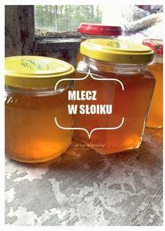 """Miód"" z mniszka lekarskiego Polish Recipes, Polish Food, Natural Medicine, Food Art, Natural Remedies, The Cure, Clean Eating, Health And Beauty, Food And Drink"
