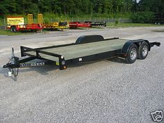 Michael Jones brought to my attention an area that has not been covered here on the Tiny House Blog and that is what kind of trailers to use for a tiny house on wheels or a gypsy wagon type home.