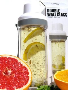 Tea Infuser-16oz-Double Wall -Tea Tumbler-For Loose Leaf Tea & Fruit infusion- by My Healthy Way-Glass Bottle w/ Strainer Lid-Travel Mug For Hot & Cold Beverages by My Healthy Way, http://www.amazon.com/dp/B00ZUFBCHK/ref=cm_sw_r_pi_dp_x_9zehybJAWMQXA
