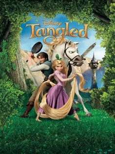 Day 1: My favorite Disney Movie:: SOOO Hard to pick just one but Tangled is towards the top of my favorites list #Disney #30daydisneychallenge #Tangled
