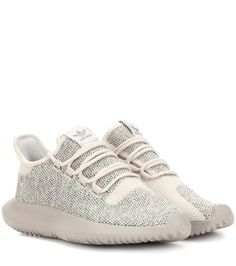 brand new ab967 8dfb9 Adidas Originals - Tubular Shadow knit sneakers - Adidas Originals brings  a handmade look to