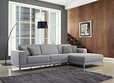 Agata Sectional Sofa Fabric | Creative Furniture