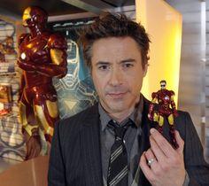 Tony and Tony. Gah! :D