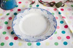 Vintage ceramic dish made in France -Phoenix K Lunéville